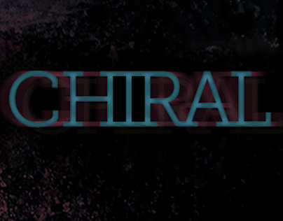 • Chiral -short film poster