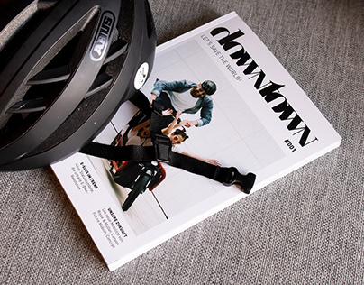DOWNTOWN Magazine #001