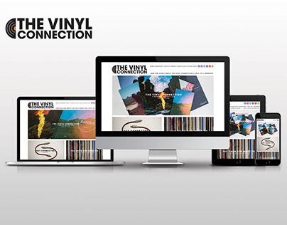 The Vinyl Connection Website