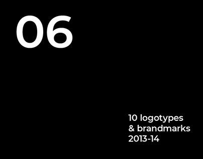 Logos and brandmarks part 6