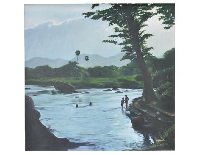 Thamirabarani river
