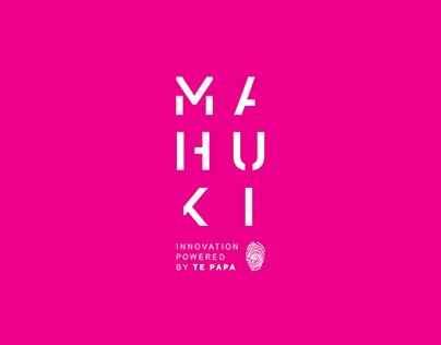 Mahuki booklet