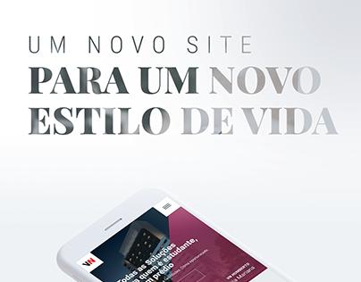 Vitacon - Site Institucional