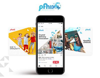 PFHIX - Website and Social