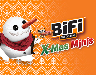 BiFi® Mini's in a Bag X-mas edition