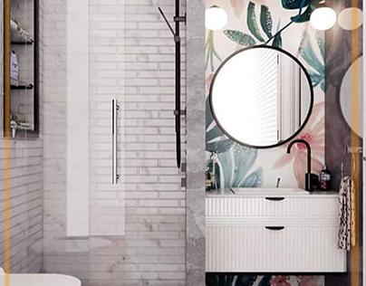 Modern Bathroom +1