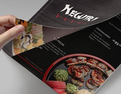 Cardápio - Neguiri Sushi
