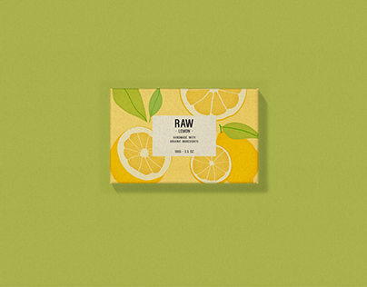 Soap Packaging Concept