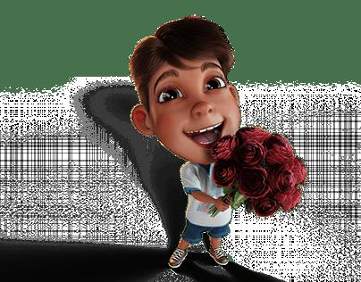Matheus | 3d Character