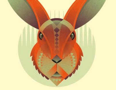Vector illustration - Poster design