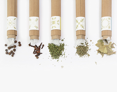 BICE Spices & Herbs Packaging