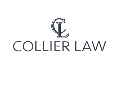 Collier Law brand ID for Doggett