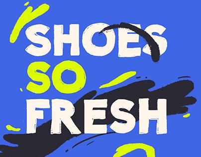 Finish Line - #ShoesSoFresh