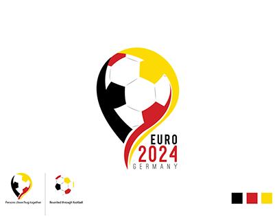 GERMANY EURO 2024 Logo Ideas