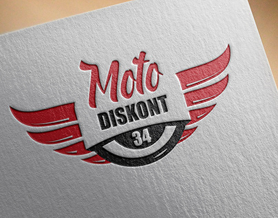 Logotype | MotoDiskont