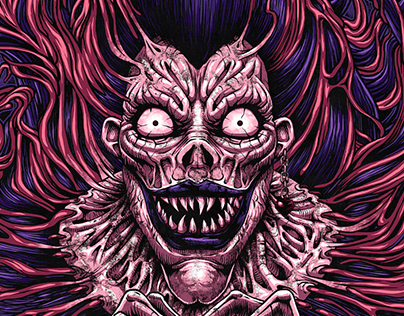 Deathnote Projects Photos Videos Logos Illustrations And Branding On Behance