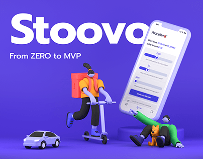 From zero to MVP in 60 days with Stoovo