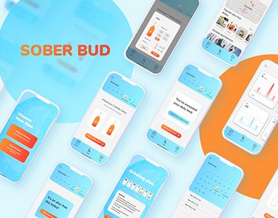 Sober Bud: UX/UI Case Study