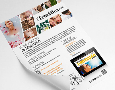 Edição Temática - Mídia Kit