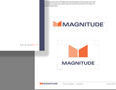 Visual Identity System :: Magnitude Software