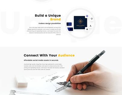 Hatchfull Website Layout Design