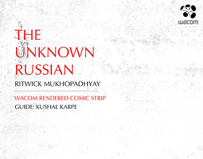 THE UNKNOWN RUSSIAN