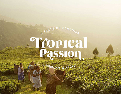 Tropical Passion | Packaging