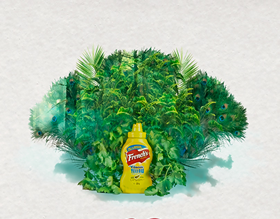 French's Mustard - ADV and Retouching