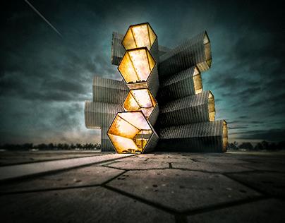 hexa tower