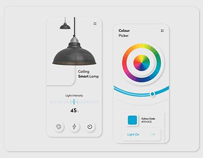 Best Smart Light UI Design