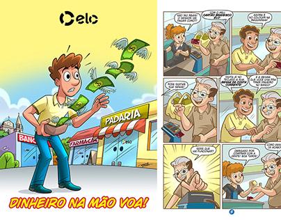Cartilha em quadrinhos Elo