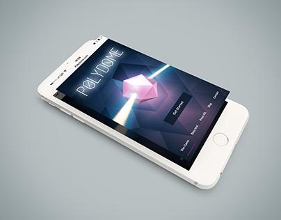 Polydome - Web design