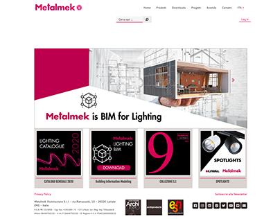 Slide Homepage Website