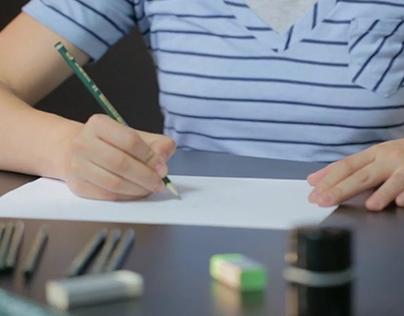 Lápis Faber Castell