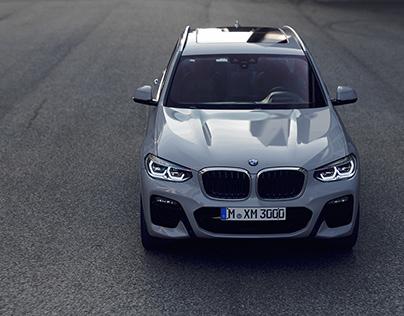 BMW X3   CGI