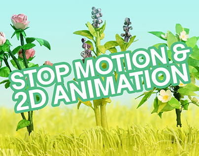 Marisa Rafter | Stop Motion and 2D Animation Reel