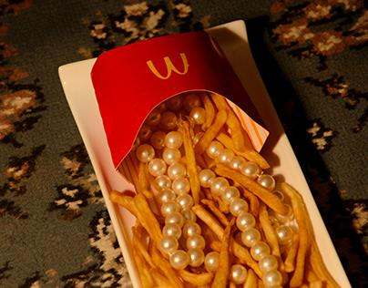 McDonald's still-life (Vogue Portugal)