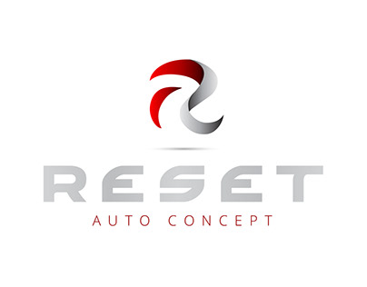 Rest Auto Concept - Logo Design