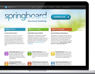 Springboard Website