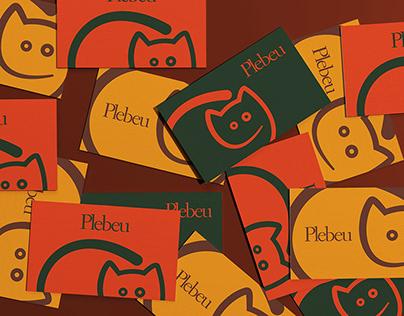 Plebeu | Brand Identity