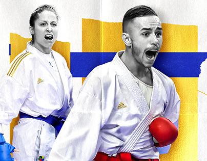 Championnat du Monde Seniorde Karaté - FFK