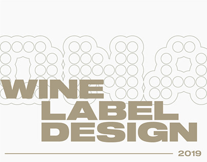 SONAE | Wine Label Design