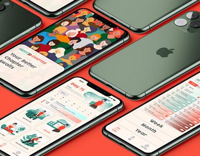 Planner App for Female after break-up