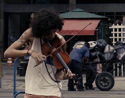 Kalleby e o Som das Ruas - Documentário