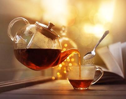 Tea time (Cinemagraphs)