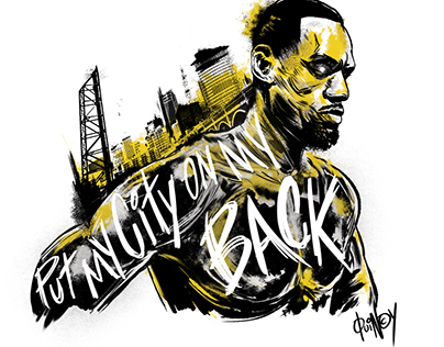 LeBron James City