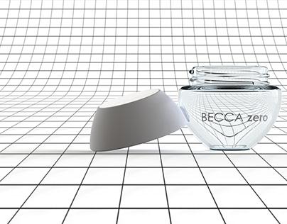 3D model of BECCAzero foundation.