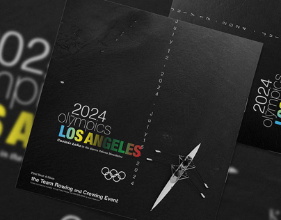 Invitation Design- The 2024 Winter Olympics