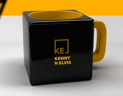 Identity studies for Kenny'n'Elvis (New York/USA)