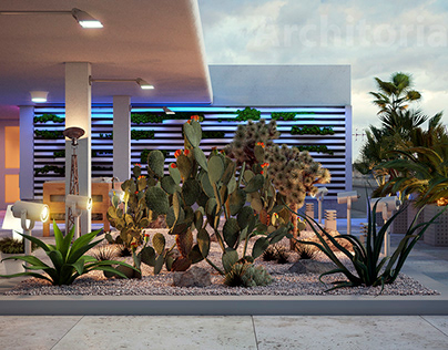 Ландшафтная архитектура Landscape architecture